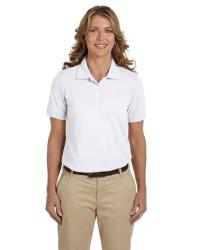 Polo pour femme 9,33 oz/vg2 Easy Blend MC de Harriton